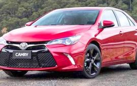 2020 Toyota Camry Atara R Redesign and Release Date