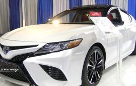 2020 Toyota Camry XSE V6 Review and Release Date