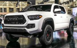 2020 Toyota Tacoma Redesign and Review