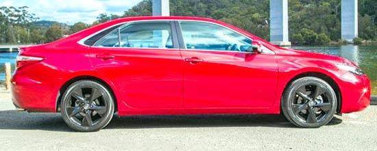 2020 Toyota Camry Atara R Exterior