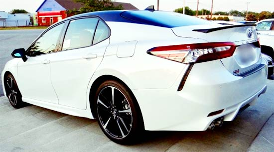 Toyota Camry Backup Camera >> 2020 Toyota Camry XSE V6 Review and Release Date | Toyota ...