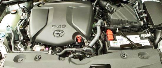 2020 Toyota Aurion Engine Specs