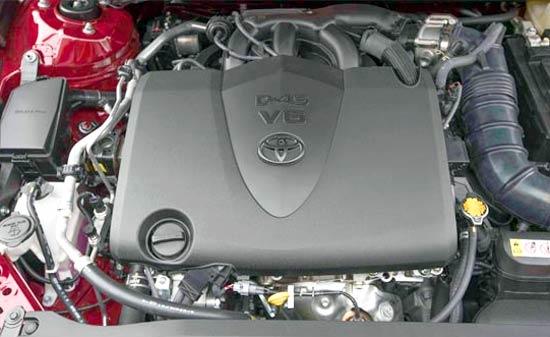 2020 Toyota Camry Atara R Engine