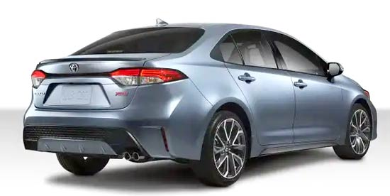 2020 Toyota Altis Release Date and Price