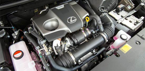 2020 Toyota A-Bat Engine