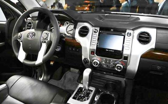 2021 Toyota Tacoma TRD Pro Interior
