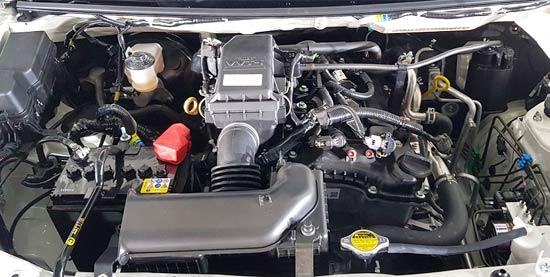 2021 Toyota Rush Engine