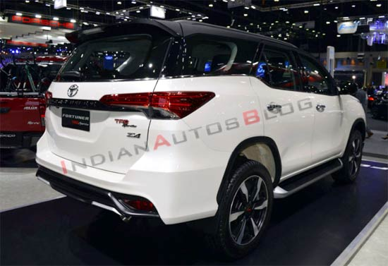 2021 Toyota Fortuner Release Date and Price