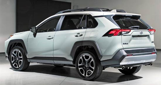 2021 Toyota Rav4 Release Date and Price