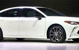 2021 Toyota Avalon XLE Plus Review and Release Date