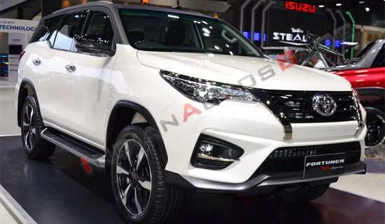 2021 Toyota Fortuner Redesign, Review And Price
