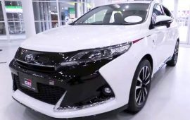 2021 Toyota Harrier Hybrid Release Date, Engine, Redesign