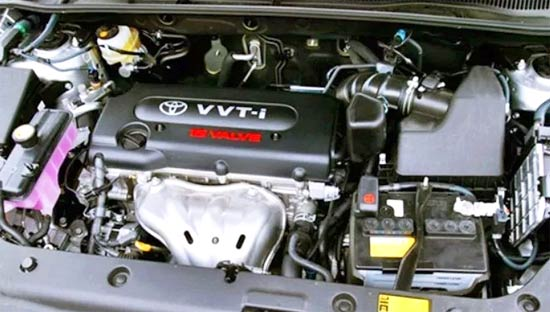 2021 Toyota Harrier Engine