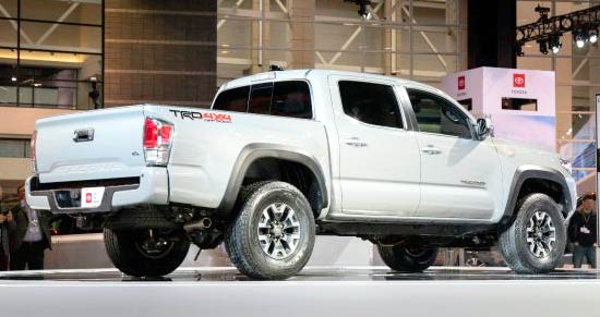 2021 Toyota Tacoma TRD Pro Release Date and Price