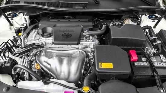 2021 Toyota Camry Atara S Engine