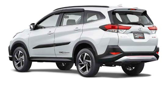 2021 Toyota Rush Release Date and Price