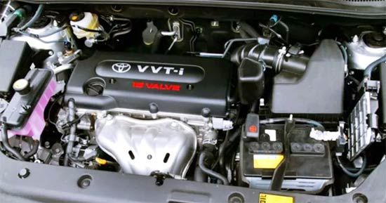 2021 Toyota Harrier Hybrid Engine