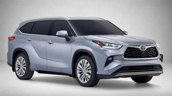 2021 Toyota Highlander Review And Release Date