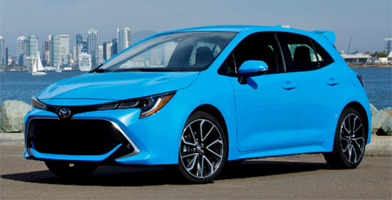 2021 Toyota Corolla Hatchback Redesign And Engine
