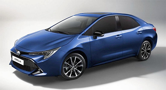 2021 Toyota Corolla Review And Release Date
