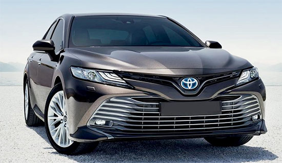 2021 Toyota Camry Hybrid Redesign, Interior Model And Price
