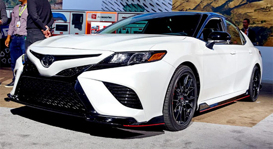 2021 Toyota Camry Redesign, Engine Specs And Release