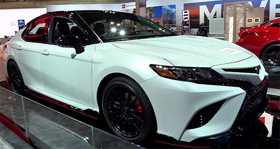 2021 Toyota Camry Release Date And Price