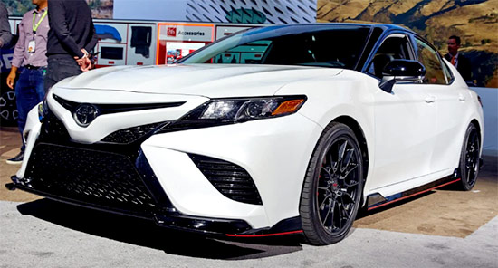 2021 Toyota Camry Review, Exterior And Release Date