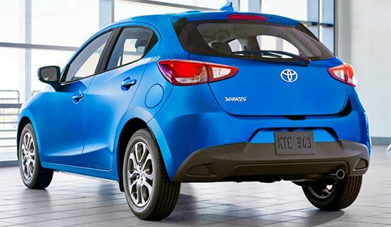 2021 Toyota Yaris Hatchback Release Date And Price