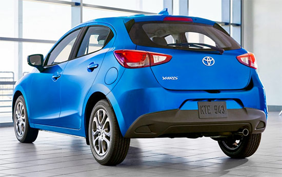 2021 toyota yaris hatchback redesign and release