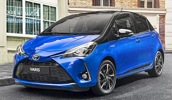 2021 Toyota Yaris Hatchback Review And Release Date
