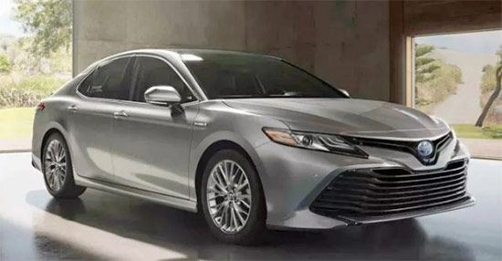 New 2021 Toyota Camry Hybrid Redesign, Release Date And Price