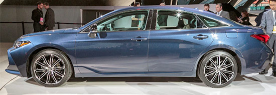 2021 Toyota Avalon Exterior