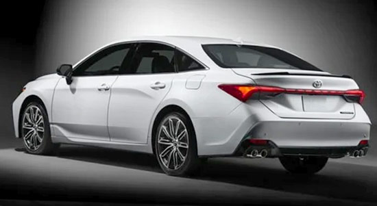 2021 Toyota Avalon Release Date And Price