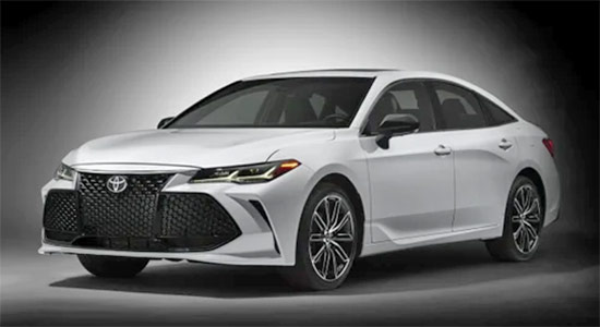 2021 toyota avalon review  interior and release date