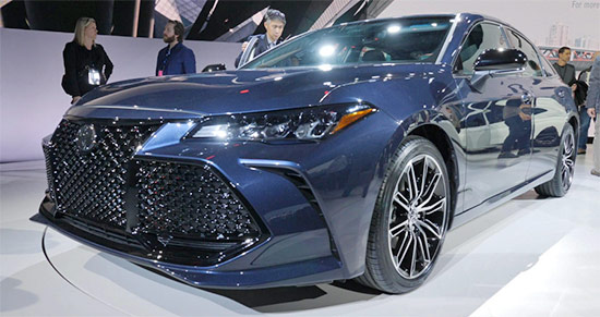 2021 Toyota Avalon Review, Interior And Release Date