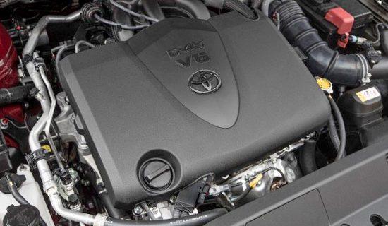 2021 Toyota Avalon TRD Engine