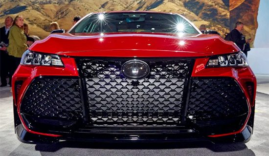 2021 Toyota Avalon TRD Engine Specs, Price And Interior