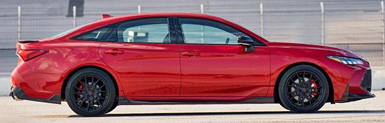 2021 Toyota Avalon TRD Exterior