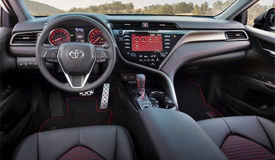 2021 Toyota Avalon TRD Interior