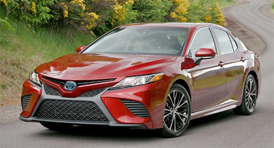 2021 Toyota Camry Review, Engine Specs, Price