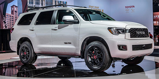 2021 Toyota Sequoia Redesign, Engine And Concept