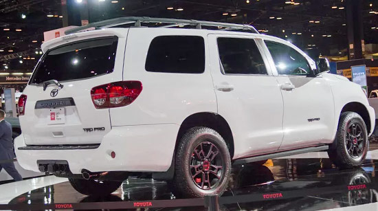 2021 Toyota Sequoia Release Date And Price