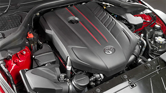 2021 Toyota Supra Engine Specs