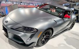 2021 Toyota Supra Engine Specs, Release Date, Concept