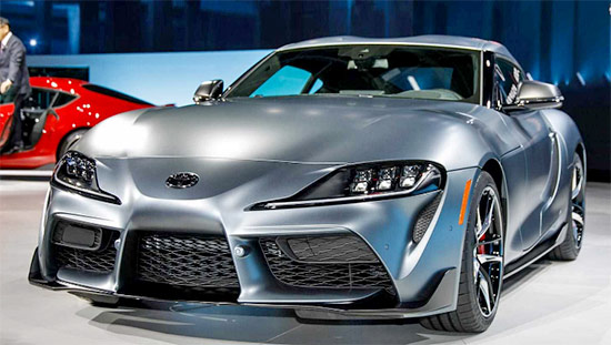 2021 Toyota Supra Review, Release Date, Concept