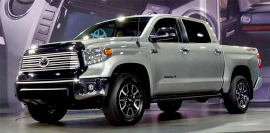 2021 Toyota Tundra Redesign, Concept And Release Date