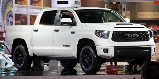 2021 Toyota Tundra Review, Concept And Release Date
