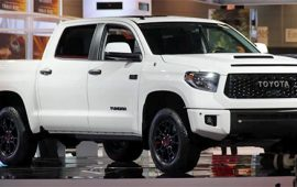 2021 Toyota Tundra Review, Exterior and Release Date