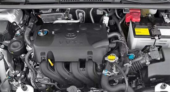 2021 Toyota Yaris Hybrid Engin Specs